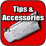 MBRP Tips and Accessories