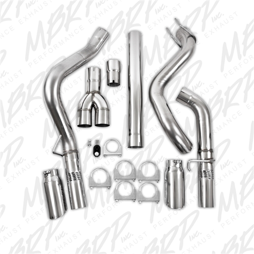 MBRP 2008-2010 Ford F250/350/450 6.4 L 4